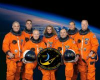 STS-127 Official NASA Crew Portrait
